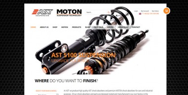 AST Suspension UK